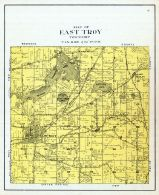 East Troy Township, Walworth County 1921
