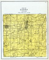 Lyons Township, Walworth County 1921