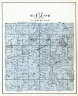 Richmond Township, Walworth County 1921