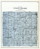 Spring Prairie Township, Walworth County 1921