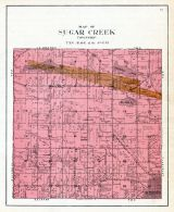Sugar Creek Township, Walworth County 1921