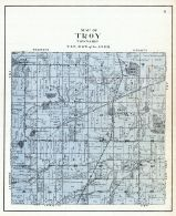 Troy Township, Walworth County 1921
