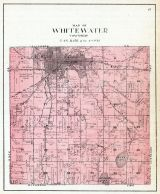 Whitewater Township, Walworth County 1921