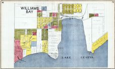 Williams Bay, Walworth County 1921