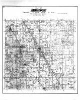 Addison Township, Aurora PO, Allenton, Saint Lawrence, Washington and Ozaukee Counties 1892