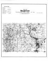 Barton Township, Young America, West Bend, Washington and Ozaukee Counties 1892