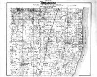 Belgium Township, DaCara PO, Lake Church, Holy Cross PO, Washington and Ozaukee Counties 1892