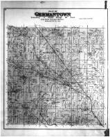 Germantown Township, Rockfield PO, South Germantown, Meeker PO, Washington and Ozaukee Counties 1892