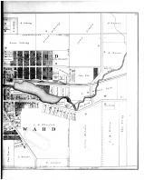 Hartford City - Right, Washington and Ozaukee Counties 1892