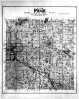 Polk Township, Schleisingerville, Cedar Creek, Mayfield, Ackerville, Rugby Junction, Washington and Ozaukee Counties 1892