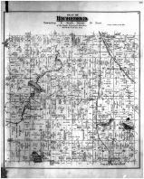 Richfield Township, Colgate Station, Lake Five PO, Beechwood, Washington and Ozaukee Counties 1892