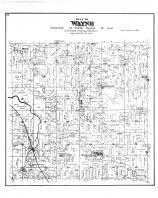 Wayne Township, Kohlville, St Kilian, Washington and Ozaukee Counties 1892