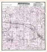 Brookfield Township, Elm Grove, Waukesha County 1873