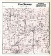 New Berlin Township,  Prospect Hill, Waukesha County 1873