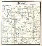 Ottawa Township, Pretty Lake, Waukesha County 1873