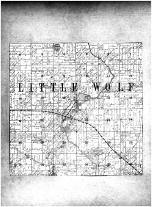 Little Wolf Township, Waupaca County 1901