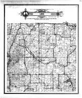 Lind Township, Waupaca County 1912