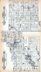 Fremont, Chain-O'-Lakes, Caledonia Township, Northport, Waupaca County 1923