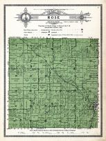 Rose Township, Waushara County 1914