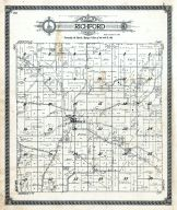Richford Township, Waushara County 1924