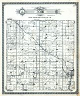 Rose Township, Waushara County 1924