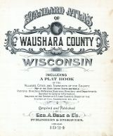 Title Page, Waushara County 1924