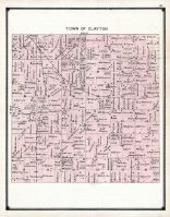 Clayton Township, Winnebago County 1889