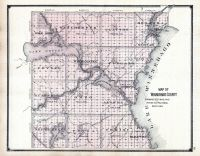 County Map 1, Winnebago County 1889