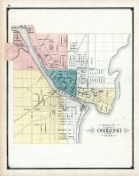 Oshkosh, Winnebago County 1889
