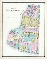 Oshkosh - 2nd Ward, Winnebago County 1889