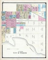 Oshkosh - 4th Ward, Winnebago County 1889