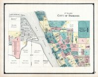 Oshkosh - 5th Ward, Winnebago County 1889