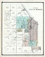 Oshkosh - 6th Ward, Winnebago County 1889