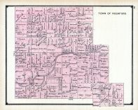 Rushford Township, Winnebago County 1889
