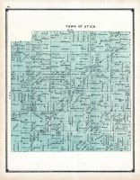Utica Township, Winnebago County 1889