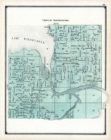 Winneconne Township, Winnebago County 1889