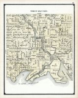 Wolf River Township, Winnebago County 1889