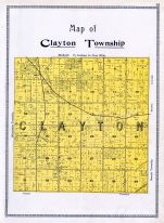 Clayton Township, Winnebago County 1909