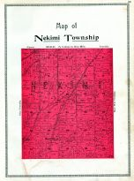 Nekimi Township, Winnebago County 1909