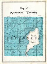 Nepeuskun Township, Winnebago County 1909
