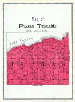 Poygan Township, Winnebago County 1909
