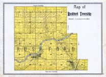 Rushford Township, Eureka, Waukau, Winnebago County 1909