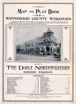 Title Page, Winnebago County 1909