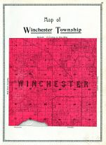 Winchester Township, Winnebago County 1909