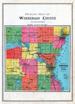 Winnebago County, Winnebago County 1909