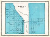 Winneconne, Winnebago County 1909
