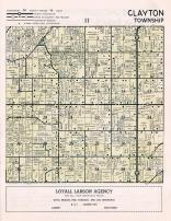 Clayton Township, Winnebago County 1951c
