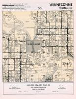 Winneconne Township, Winnebago County 1951c