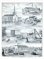 St. Francis Church, Appleton Furniture Factory, Wagon Works, M.T. Boult, Armstrong, O