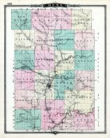 Dunn County, Atlas: Wisconsin State Atlas 1881, Wisconsin Historical on